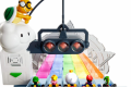 New Hot Wheels Mario Kart Rainbow Road Track Revealed (UPDATE)