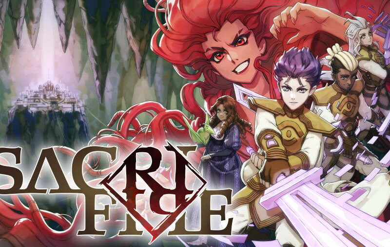 RPG SacriFire Kickstarter Funded