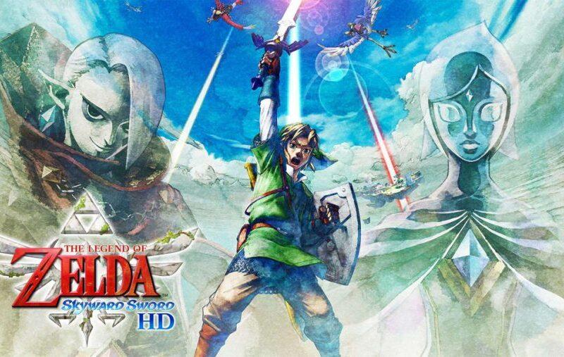 The Legend of Zelda: Skyward Sword HD Overview Trailer Released