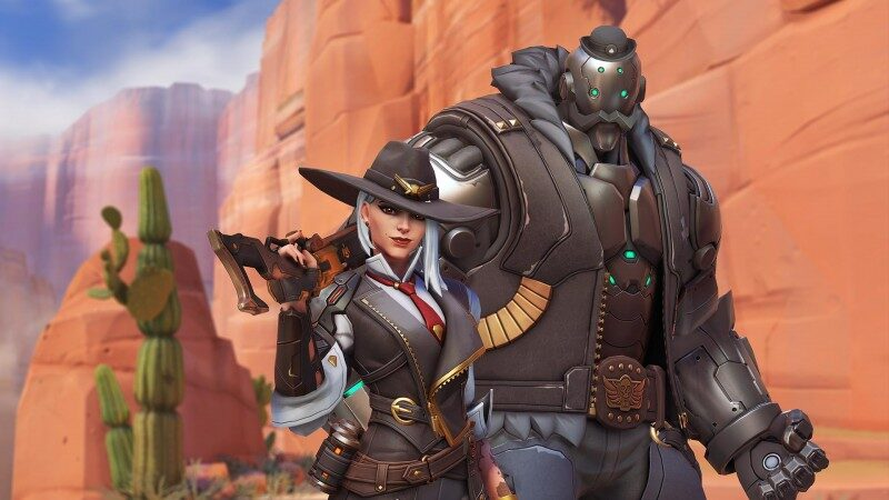 Crossplay Is Now Live In Overwatch! Ashe Event Also Launching Today