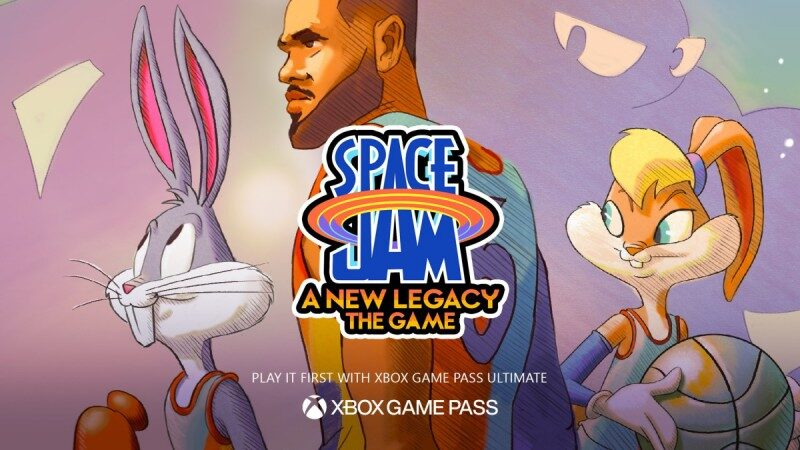 Space Jam: A New Legacy Is Coming To Xbox Game Pass With Three New Xbox Wireless Controllers