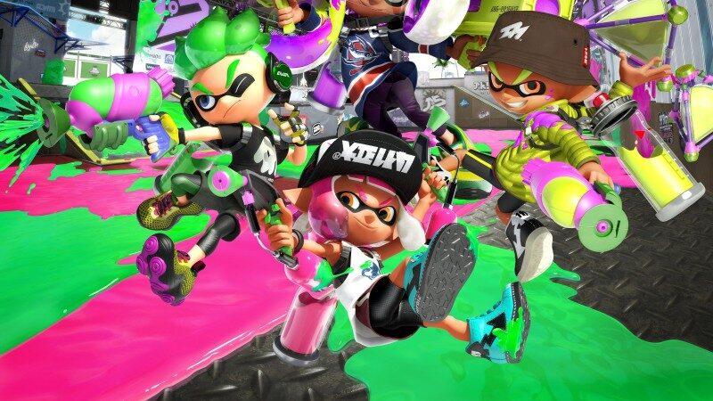 Nintendo Is Shutting Down Splatoon 2's Online Lounge Feature In July